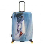 National Geographic - Trolley Climber Medio 67x45x25 cm