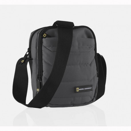 National Geographic - Borsello in Tessuto linea Pro con Tasche Multiuso